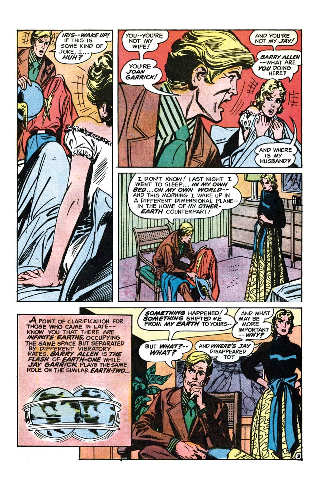The Flash (1959-1985) #215