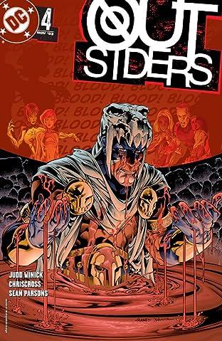 Outsiders (2003-2007) #4