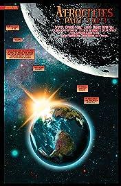 Red Lanterns (2011-2015): Annual #1