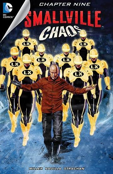 Smallville: Chaos #9