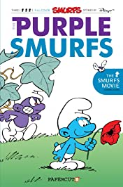 The Smurfs Vol. 1: The Purple Smurf Preview
