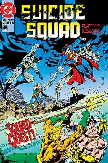 Suicide Squad (1987-1992) #60