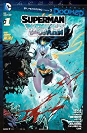 Superman/Wonder Woman (2013-2016): Annual #1
