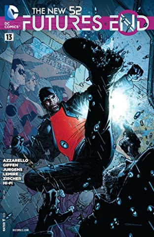 The New 52: Futures End No.13