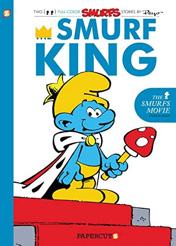 The Smurfs Vol. 3: The Smurf King Preview