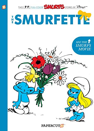 The Smurfs Vol. 4: Smurfette Preview
