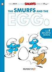 The Smurfs Vol. 5: The Smurfs and the Egg Preview