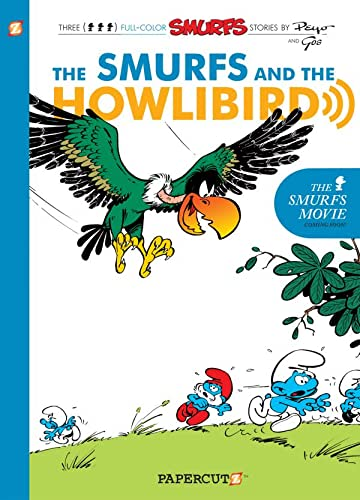The Smurfs Vol. 6: The Smurfs and the Howlibird Preview