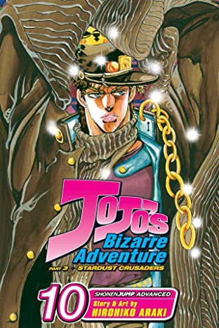 JoJo's Bizarre Adventure: Part 3--Stardust Crusaders Vol. 10