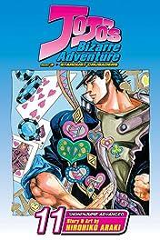 JoJo's Bizarre Adventure: Part 3--Stardust Crusaders Vol. 11