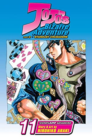 JoJo's Bizarre Adventure: Part 3--Stardust Crusaders Vol. 11