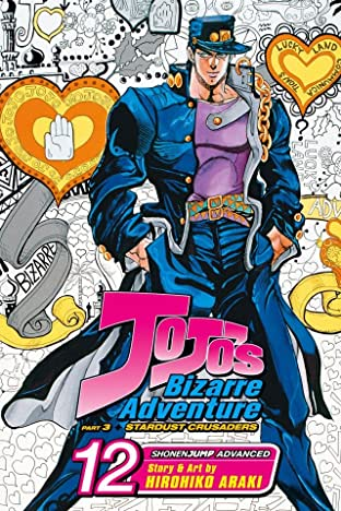 JoJo's Bizarre Adventure: Part 3--Stardust Crusaders Vol. 12