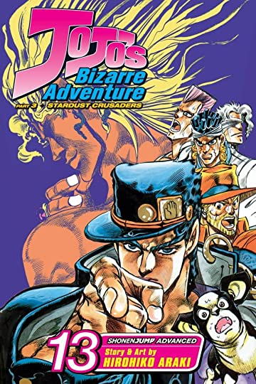 JoJo's Bizarre Adventure: Part 3--Stardust Crusaders Vol. 13