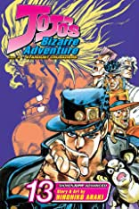 JoJo's Bizarre Adventure: Part 3--Stardust Crusaders Vol. 13