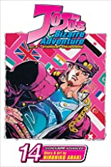 JoJo's Bizarre Adventure: Part 3--Stardust Crusaders Vol. 14