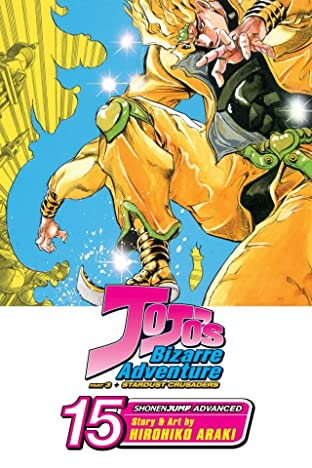 JoJo's Bizarre Adventure: Part 3--Stardust Crusaders Vol. 15
