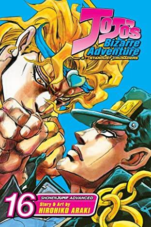 JoJo's Bizarre Adventure: Part 3--Stardust Crusaders Vol. 16