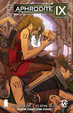 Aphrodite IX: Rebirth Vol. 2