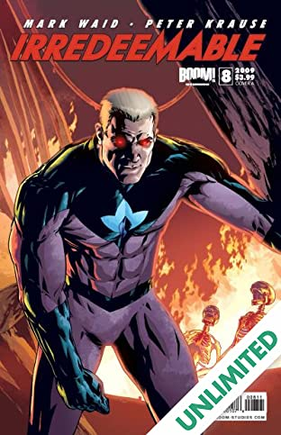 Irredeemable #8