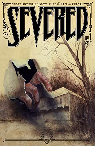 Severed #1 (of 7)