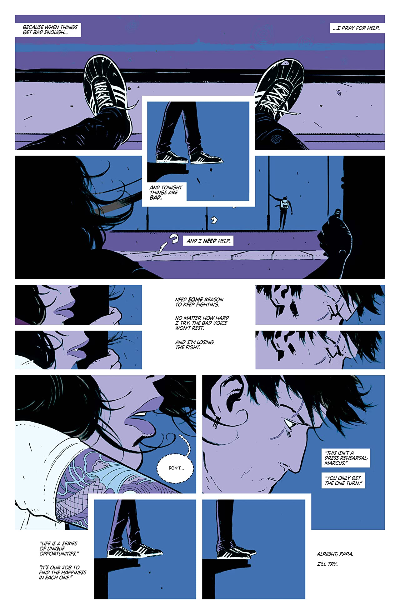 Deadly Class Vol. 1: Reagan Youth
