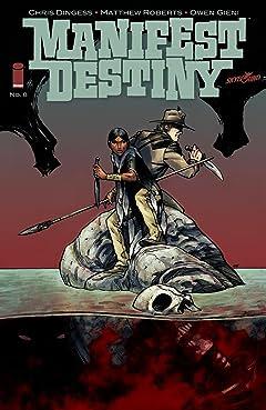 Manifest Destiny #8