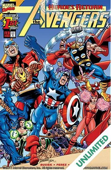 Avengers (1998-2004) #1