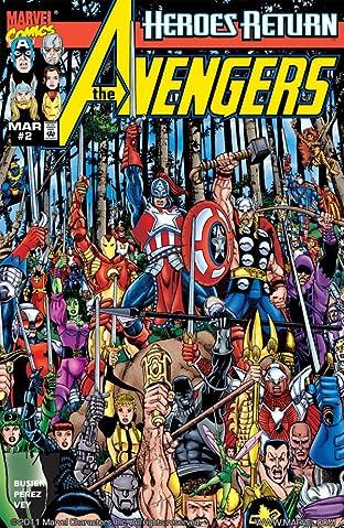 Avengers (1998-2004) No.2