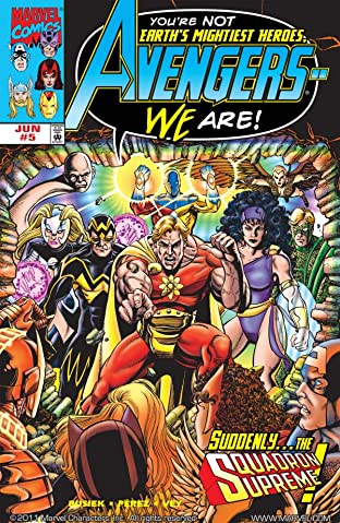 Avengers (1998-2004) No.5