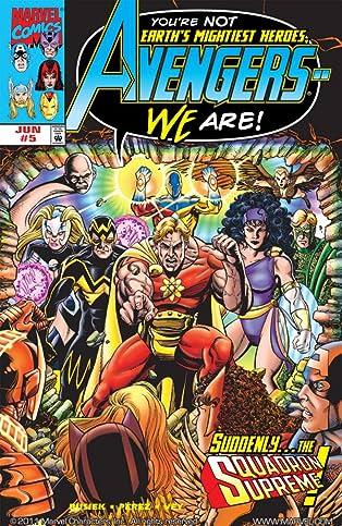 Avengers (1998-2004) #5