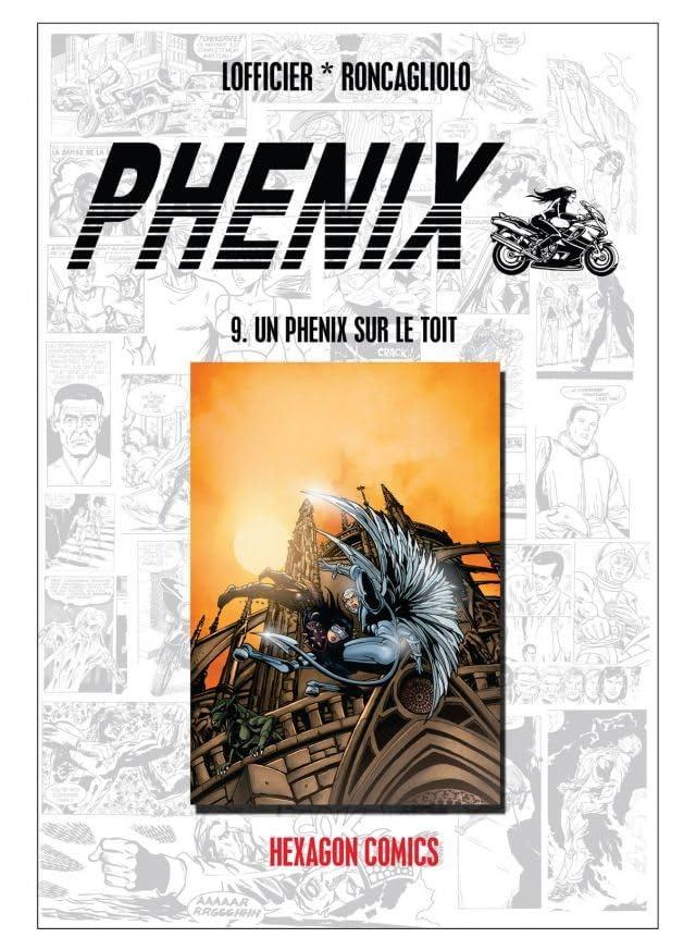 PHENIX Vol. 9: Un Phenix sur le Toit