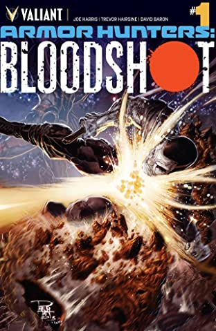 Armor Hunters: Bloodshot (2014) No.1 (sur 3): Digital Exclusives Edition
