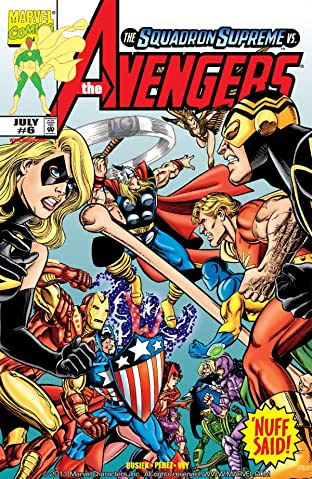 Avengers (1998-2004) No.6