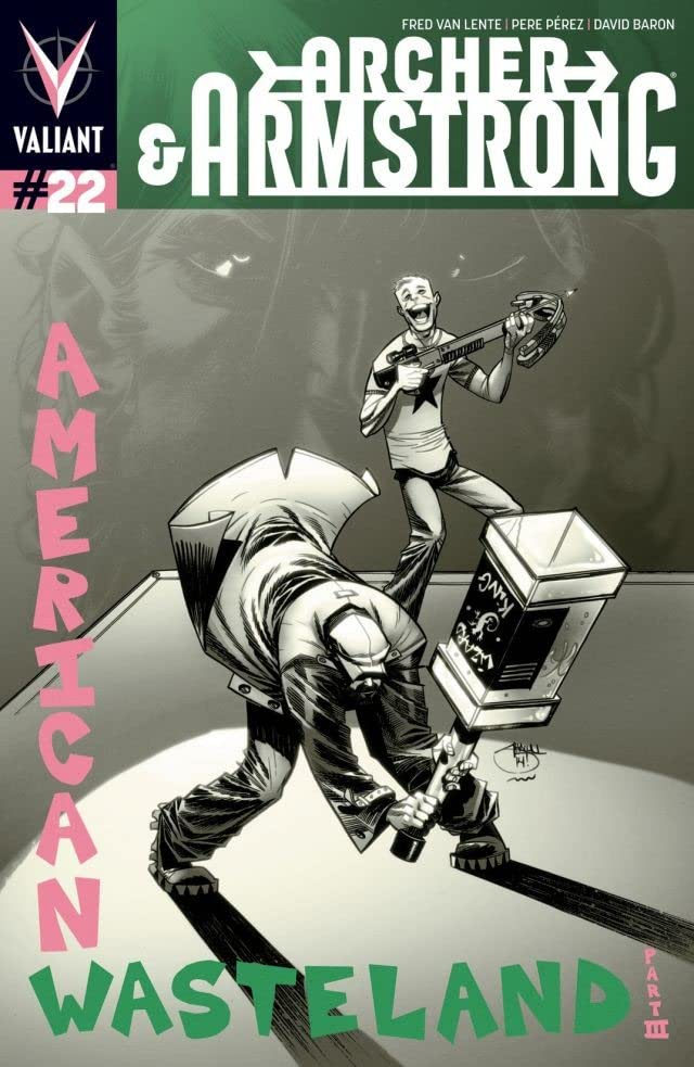 Archer & Armstrong (2012- ) #22: Digital Exclusives Edition