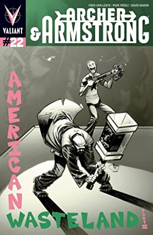 Archer & Armstrong (2012- ) No.22: Digital Exclusives Edition
