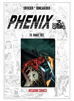 PHENIX Vol. 10: Family Ties
