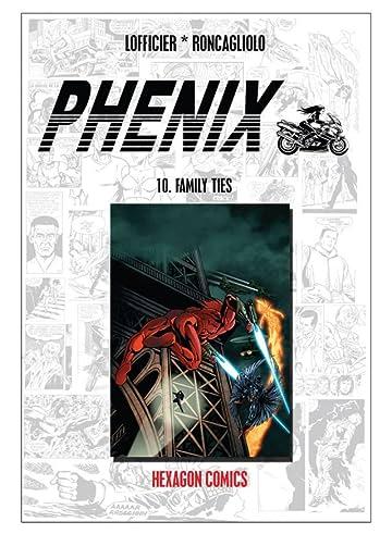 PHENIX Vol. 10: Family Ties