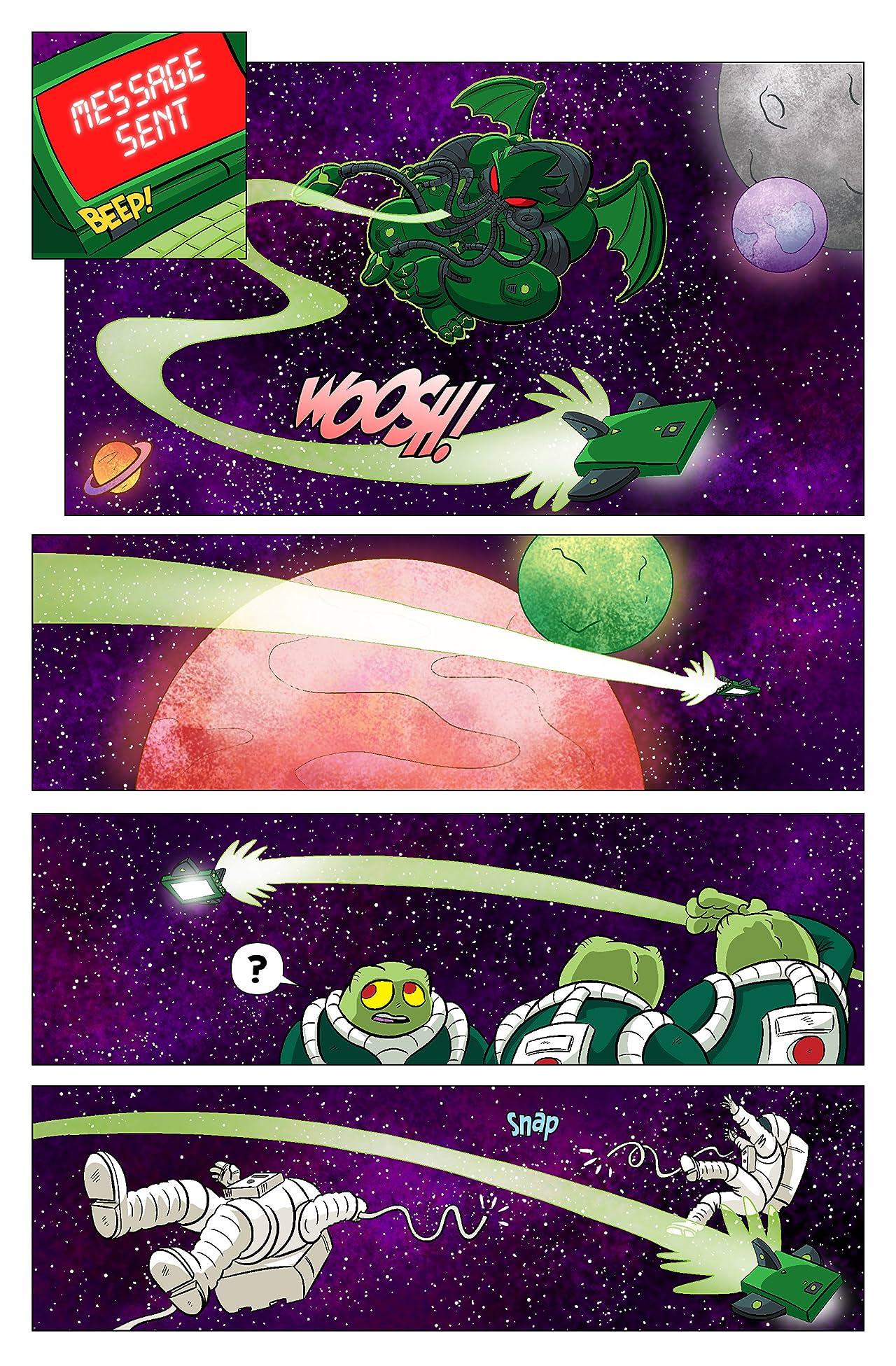 Captain Ultimate #6