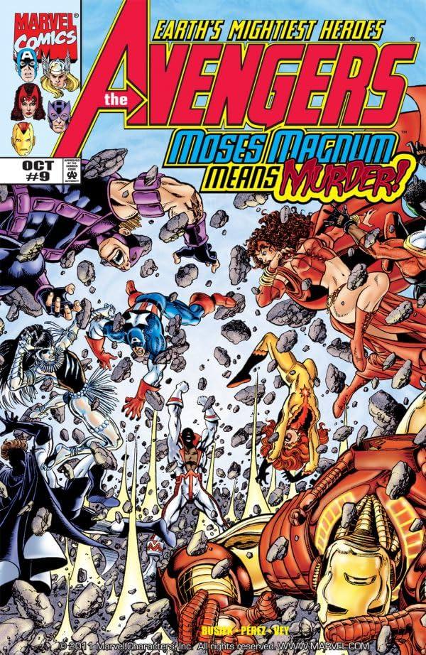 Avengers (1998-2004) #9