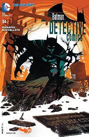 Detective Comics (2011-2016) #34