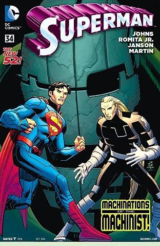 Superman (2011-2016) #34