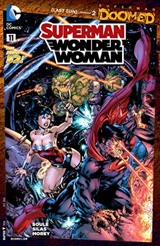 Superman/Wonder Woman (2013-) #11