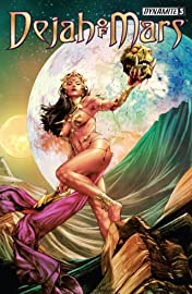 Dejah of Mars #3 (of 4): Digital Exclusive Edition