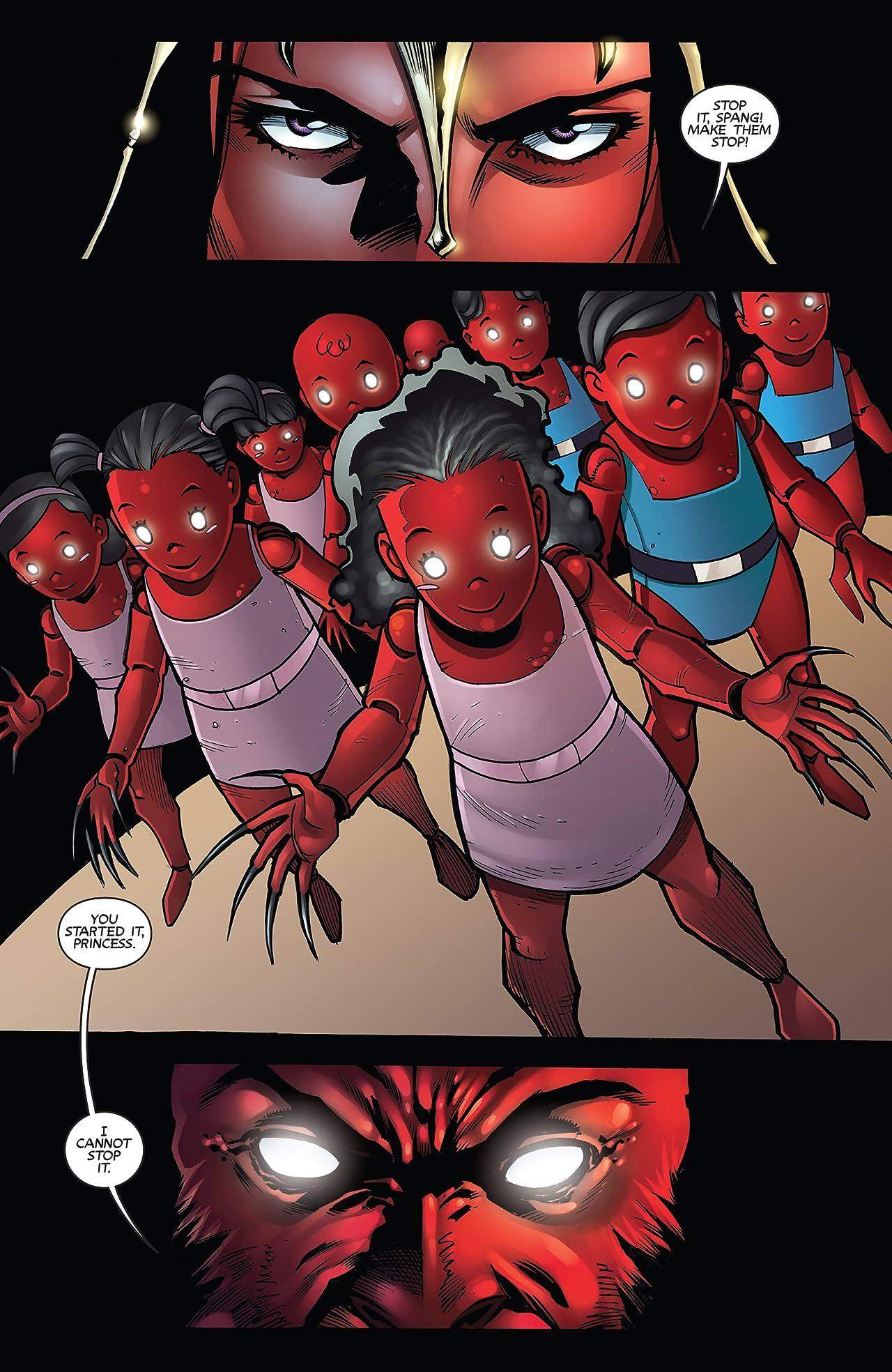 Dejah of Mars #3 (of 4): Digital Exclusive Edition