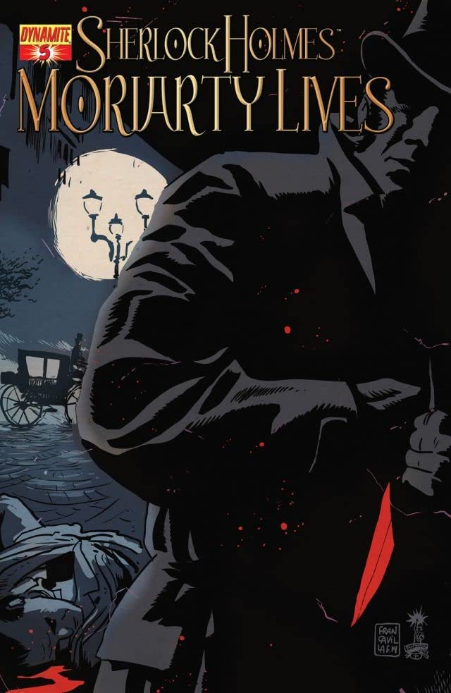 Sherlock Holmes: Moriarty Lives #5 (of 5): Digital Exclusive Edition