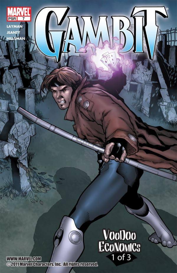 Gambit Vol. 4 #7
