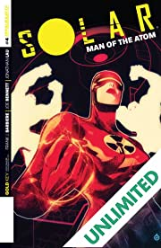 Solar: Man Of The Atom #4: Digital Exclusive Edition