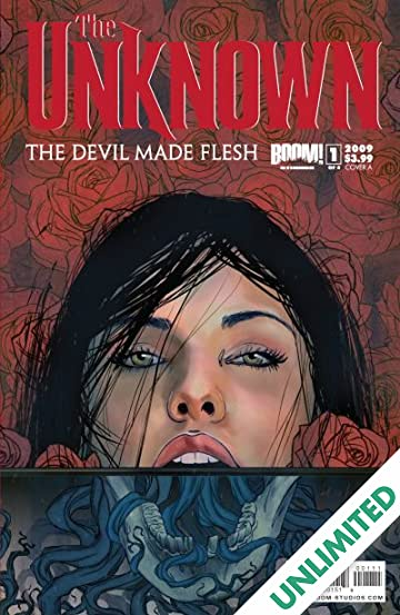 The Unknown: The Devil Made Flesh #1 (of 4)