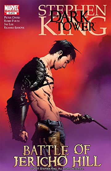 Dark Tower: The Battle of Jericho Hill #3 (of 5)