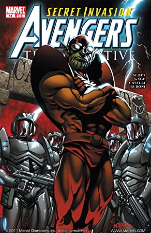 Avengers: The Initiative No.14